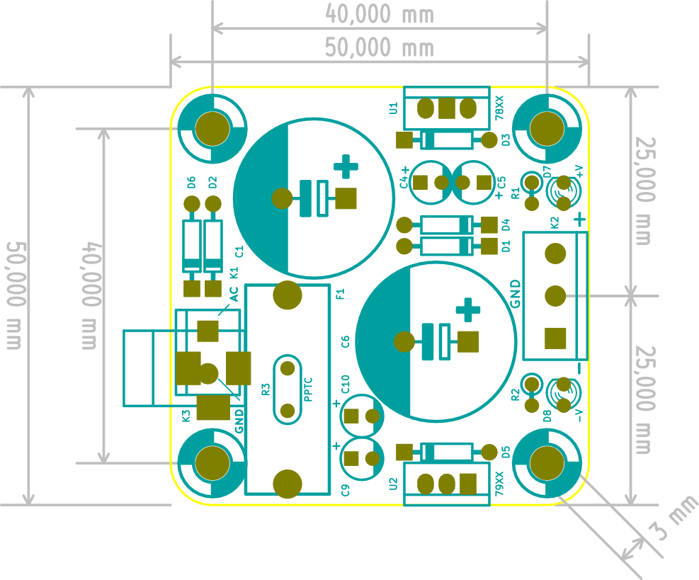 Layout and size